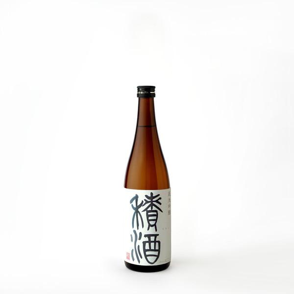積酒(純米吟醸酒/2015年)