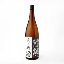積酒うめ酒(純米吟醸酒/2015年)